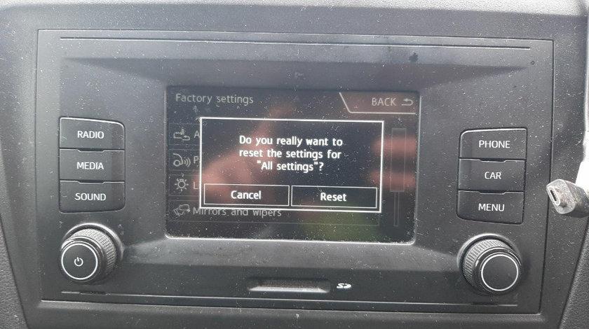 CD player Seat Toledo 2015 Sedan 1.6 TDI