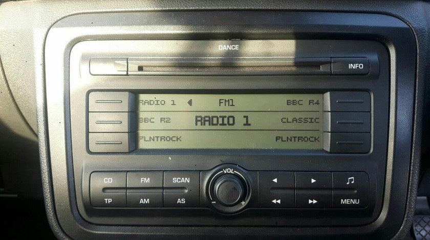 CD player Skoda Fabia 2 2009 Hatchback 1.2 HTP