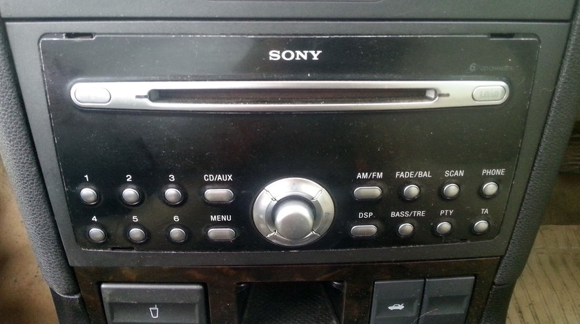 CD-Player Sony original Ford Mondeo 3, 2005