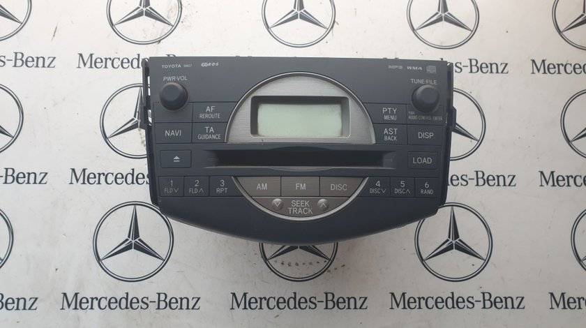 Cd player toyota rav 4 2006-2012
