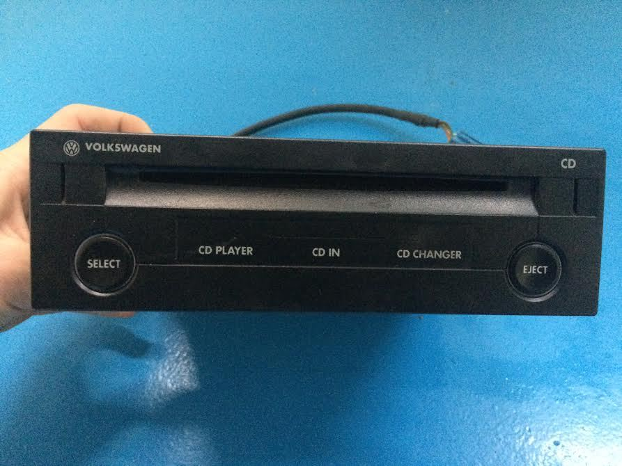 CD Player VW Golf 4 1J0035119C
