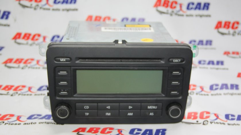 CD Player VW Golf 5 cod: 5M0035186 model 2007