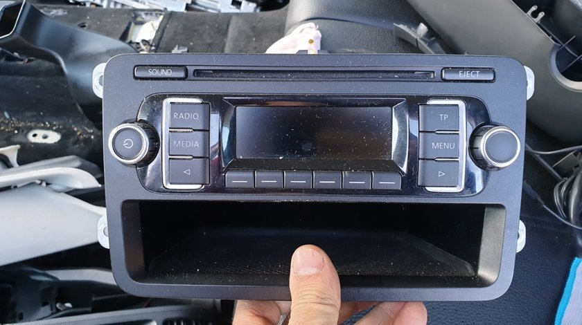 CD Player Vw Passat B7 2012