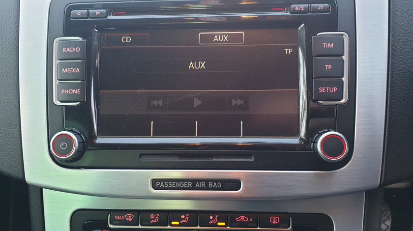 Cd player vw passat cc