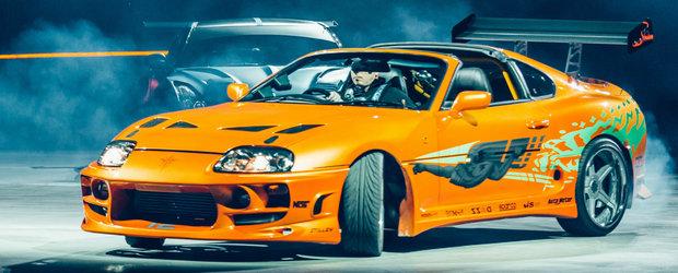 Ce alte masini puteau conduce Brian si ceilalti eroi din Fast and Furious. Afla chiar de la directorul tehnic al filmului