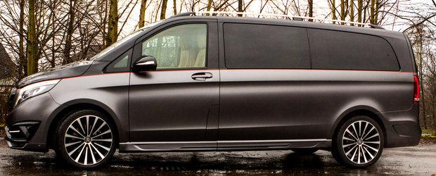 Ce ascunde interiorul acestui Mercedes. Detaliile care te vor lasa fara cuvinte