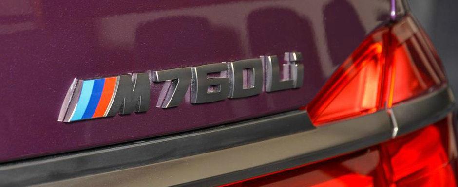 Ce atatea culori monotone? El si-a comandat limuzina cu motor V12 intr-o nuanta de MOV