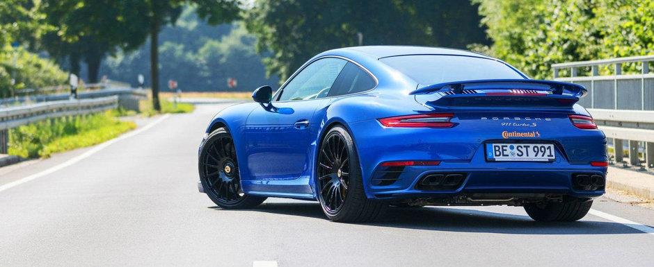 Ce-au facut ce n-au facut, dar asta este cel mai rapid Porsche 911 Turbo S din lume. Cu ce performante se lauda