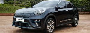 Ce Audi e-tron si Mercedes EQC? KIA lanseaza un SUV electric cu autonomie urbana de 615 kilometri