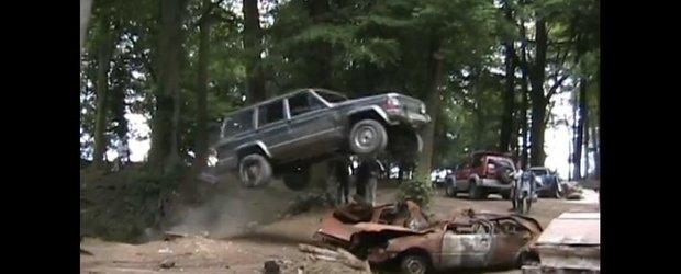 Ce chin poate suporta un Jeep Cherokee fara sa se strice