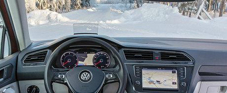 Ce este parbrizul climatic cu argint? Ne explica Volkswagen