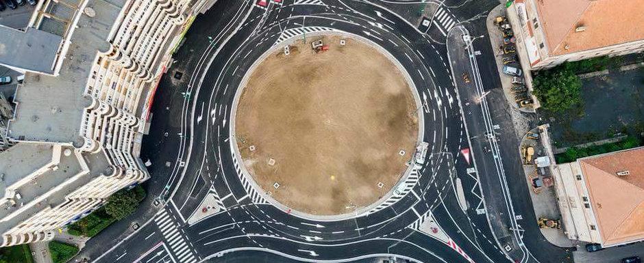 Ce este TURBO-GIRATIA si cum a fluidizat traficul dintr-un oras din VESTUL ROMANIEI