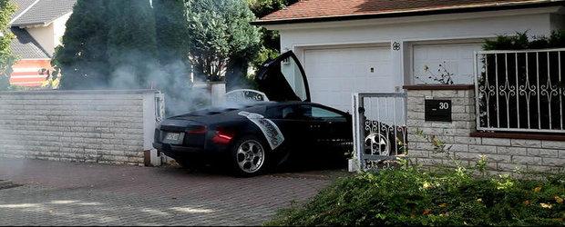 Ce faci atunci cand motorul iti fumega? Simplu: il chinui si mai mult!