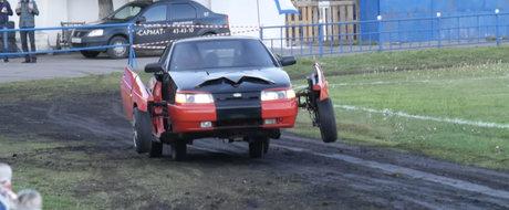 Ce Ferrari si Lamborghini! Aceasta LADA ar trebui sa fie vedeta filmului Transformers