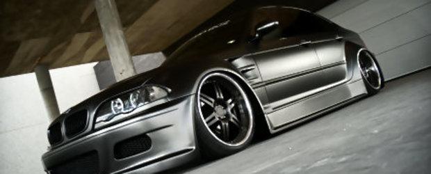 Ce işi doresc femeile? Un BMW E46 modificat!