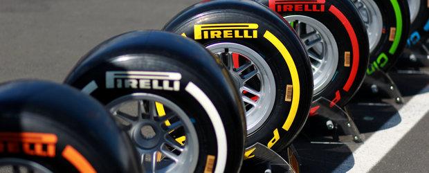 Ce inseamna Formula 1 prin prisma anvelopelor: cifrele din 2011 pana azi