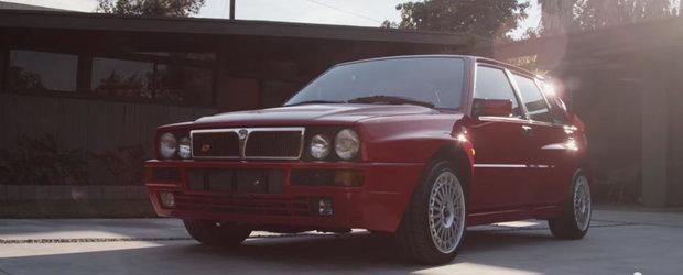 Ce inseamna sa detii o Lancia Delta Integrale Evo II? Astfel de oameni pasionati merita tot respectul nostru