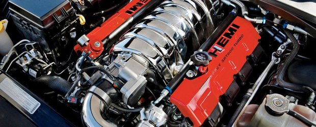 Ce inseamna un motor HEMI si cum functioneaza?