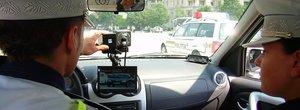 Ce lege e mai presus de lege? Politisti amendati de un procuror oprit in trafic. Cine are dreptate?