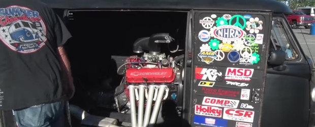 Ce masina conduce un mosulica zi de zi: motor V8 de barca, NOS si peste 800 cp