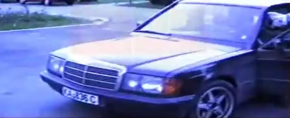 Ce masina unica in Romania avea Gigi Becali in 1990?