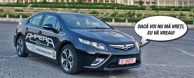 Ce masini electrice putem cumpara din Romania