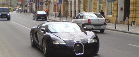 Ce masini FOARTE tari mai circula prin Romania?