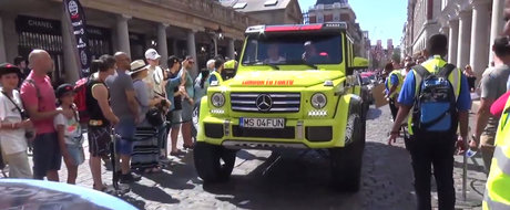 Ce masini tari din Romania participa anul acesta la Gumball 3000?