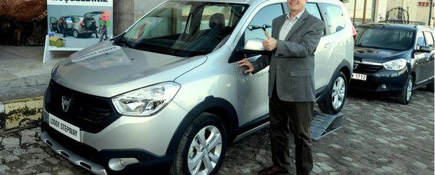 Ce model nou va lansa Dacia la Salonul Auto de la Paris 2014?