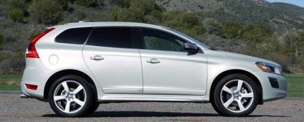 Ce modificari a suferit Volvo XC60 R-Design 2012