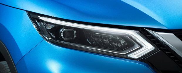 Ce Nissan a primit un bine-meritat facelift si optiuni demne de clasa premium