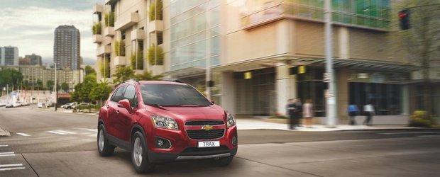 Ce noutati aduce Chevrolet la Salonul Auto de la Paris 2012