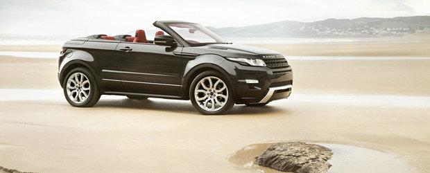Ce parere ai despre un Range Rover Evoque Cabriolet?
