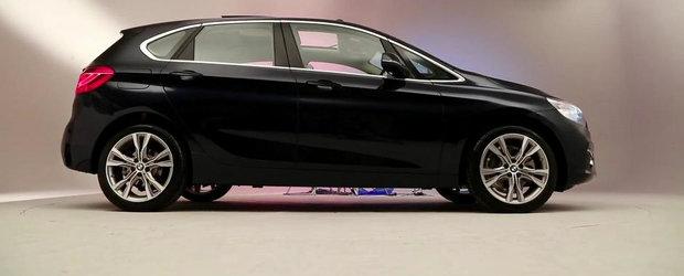 Ce parere au posesorii de BMW despre noul Seria 2 Active Tourer