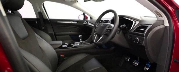 Ce parere au posesorii de Ford Mondeo despre noul model?