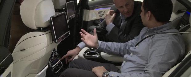 Ce parere au posesorii de limuzine despre noul Mercedes S-Class