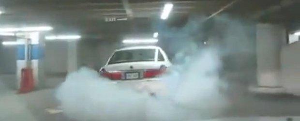 Ce patesc masinile clientilor care sunt luate de un valet de parcare