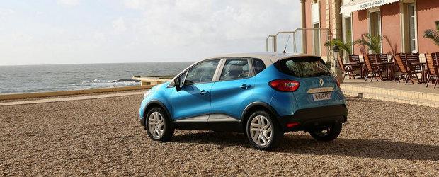 Ce pret are noul Renault Captur in Romania