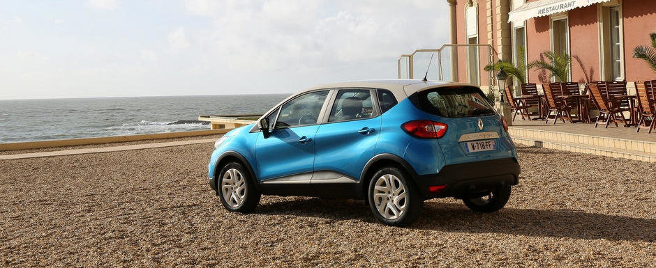 Ce pret are noul Renault Captur in Romania