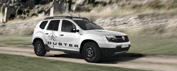 Ce preturi are Dacia Duster Adventure pe piata din Franta