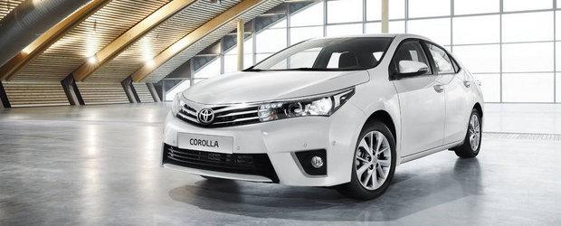 Ce preturi are noua Toyota Corolla in Romania