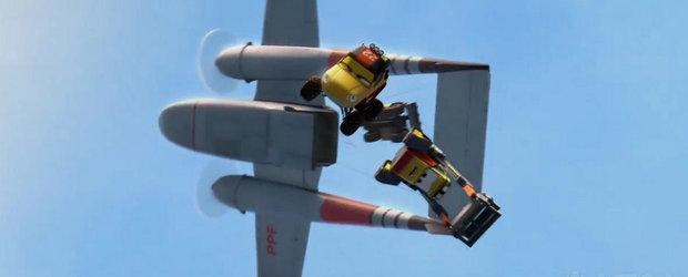Ce s-ar fi intamplat daca FURIOUS 7 ar fi fost facut de Pixar?
