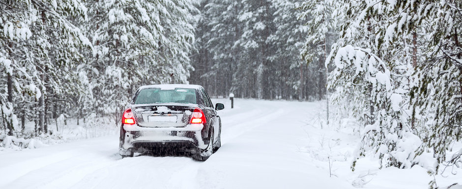 Ce sa nu faci cu masina iarna. 5 sfaturi de bun-simt