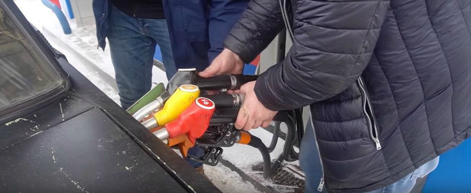 Ce se intampla daca alimentezi masina cu tot ce gasesti la pompa? Afla raspunsul din acest VIDEO