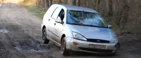 Ce se intampla daca faci off-road cu o masina FARA AMORTIZOARE? Video cu cel mai tare experiment de pe internet