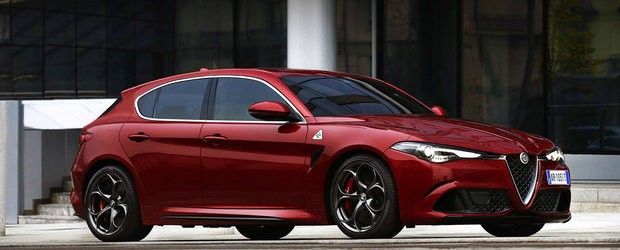Ce Seria 1 sau A-Class? Toata lumea s-ar inghesui sa cumpere o Giulietta daca masina italiana ar arata asa