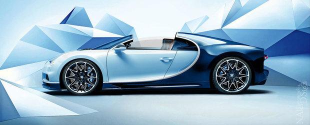 Ce spuneti de un Bugatti Chiron Roadster? Presedintele companiei nu neaga dezvoltarea modelului