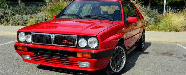 Ce suna mai bine decat o Lancia Delta Integrale de vanzare? Doua Lancia Delta Integrale de vanzare