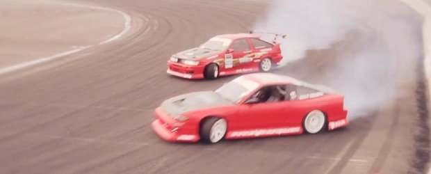 Ce te asteapta la Bucharest Grand Prix? Iata un review de la Drift Allstars, etapa Wembley