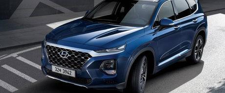 Ce transformare spectaculoasa! ASA arata noua generatie Hyundai Santa Fe